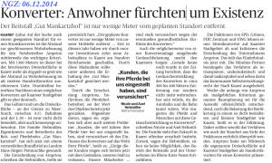 Pressemeldungen_NGZ vom 06.12.2014