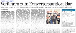 Pressemeldung_NGZ- vom 12.12.2014