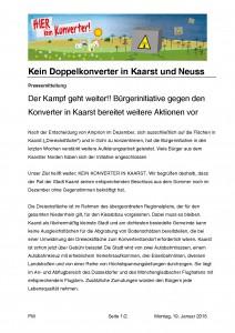 Pressemitteilung_keinKonverterKaarstNeuss_150119_Seite_1